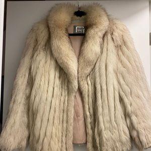 Vintage Fox Fur Jacket